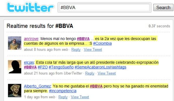 Twitter BBVA